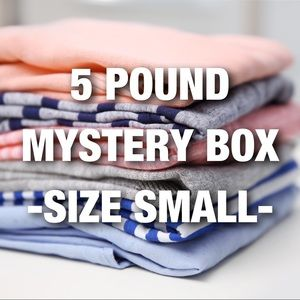 Tops - 5 POUND MYSTERY BOX SIZE SMALL